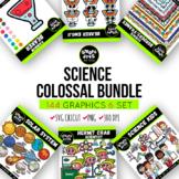 Science Clipart Bundle