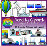 Density Clipart (Mass, Volume)