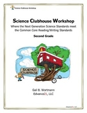 Science Clubhouse Workshop 2nd Grade Compilation (10 lessons and Journal)