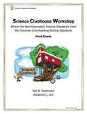 Science Clubhouse Workshop - 1st Grade: Good Vibrations