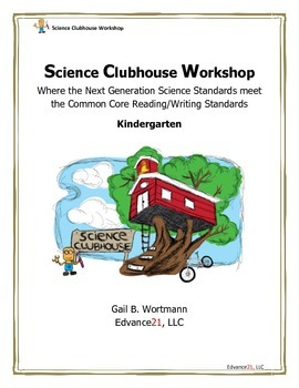 Science Clubhouse Workshop – Kindergarten: The Places They Live