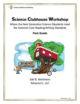 Science Clubhouse Workshop - 1st Grade: Nature's Engineers