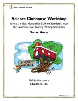 Science Clubhouse Workshop - 2nd Grade: Plants, Sunlight, and Water