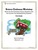 Science Clubhouse Workshop - 1st Grade: String Telephones