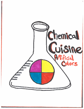 Science Common Core Close Reading Activity: Chemical Cuisine