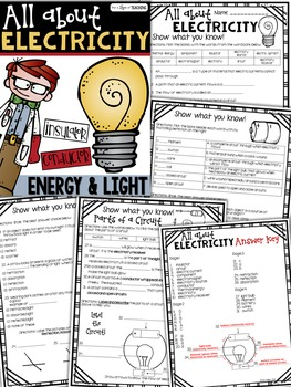 All About Electricity (Energy & Light)
