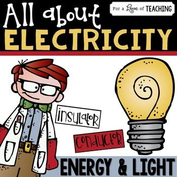 Electricity (Energy & Light) Unit Resources