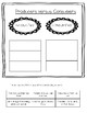 Science: Consumer, Producer, and Decomposer Activity Sheets