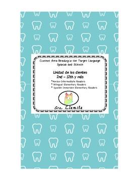 Science Content Area_Los dientes