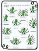Science Counting Worksheets - Field Forces