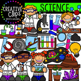 Science {Creative Clips Digital Clipart}