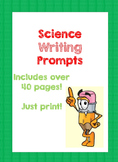 Science Writing Prompts