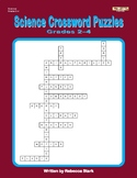 Science Crosswords, Grades 2–4