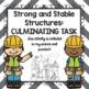 Grade 3 Culminating Task Bundle: Plants, Soil, Forces, Structures (English)