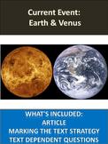 Solar System Sub Plans - Earth and Venus