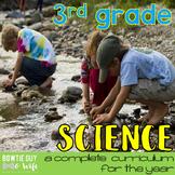 Science Curriculum bundle 3rd grade (Assessments, Games, Texts, & Activities)