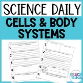 Science Daily - Cells and Body Systems