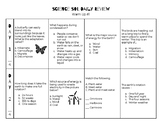 Science Daily Review Warm ups