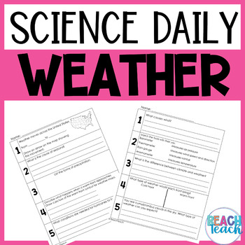 Science Daily - Weather
