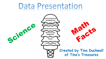 Science Data Presentation