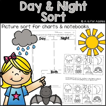 Science Day and Night Sort