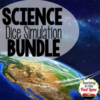 Science Dice Simulation with Writing Connection Bundle