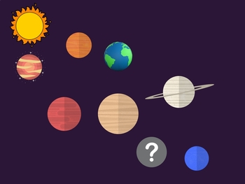 Science Digital Breakout Bundle: (Planets, Weather, Food Chains, & More)