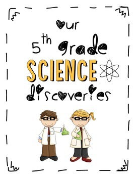 Activity Pack: Science Discovery Book, Memory Book (End of Year)