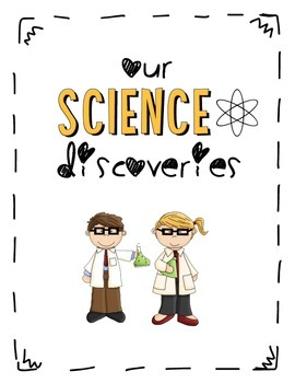 Activity Pack: Science Discovery Book - Memory Book (End of Year)