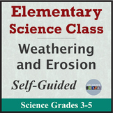 Science Distance Learning Packets Weathering and Erosion