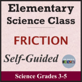Science Distance Learning Packets Friction