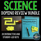 Science Domino Review Bundle (28 Sets)