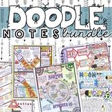 Science Doodle Notes Bundle B