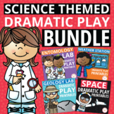 Science Dramatic Play Bundle | Printables for Science Them