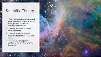 Science, Drawing Conclusions:  Editable PowerPoint Lesson 7