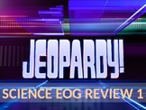 Science EOG Review Jeopardy 1
