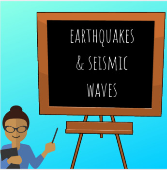 Science Earthquakes and Seismic Waves PowerPoint