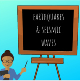 Science Earthquakes and Seismic Waves PowerPoint / Google Slides