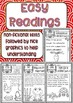 Science Easy Readings and Printables SAVE Bundle of 8 sets