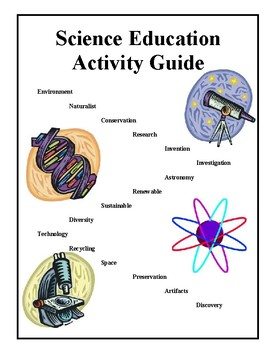 Science Education Activities and Projects Guide