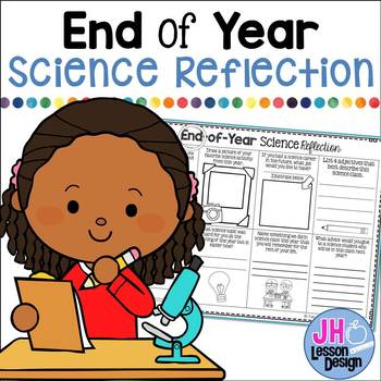 Science: End of Year Reflection