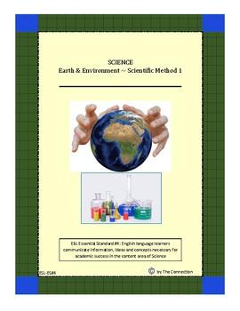 Science (English): Earth & Environmental ~ Scientific Method 1