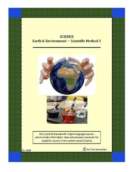 Science (English): Earth & Environmental ~ Scientific Method 2