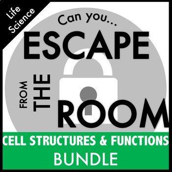Cell Bundle Science Escape Room