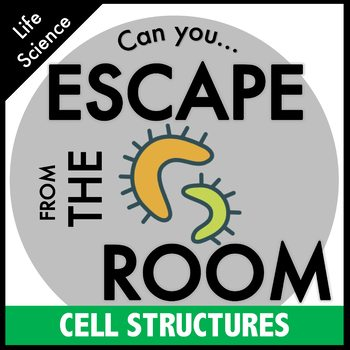 Science Escape Room - Cell Structures