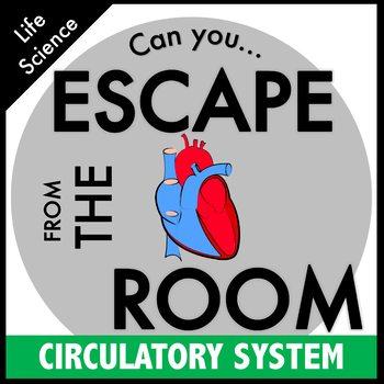 Science Escape Room - Circulatory System