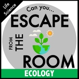 Ecology Science Escape Room