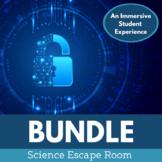 Science Escape Room Growing Bundle