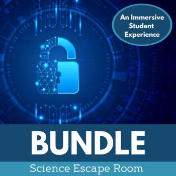 Escape Room Bundle - Middle School Science