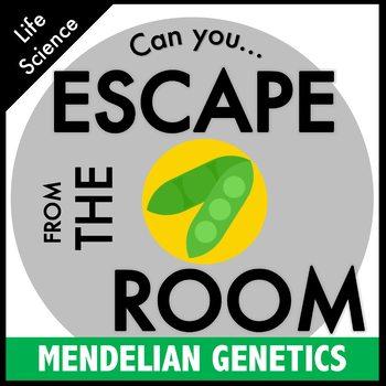 Mendelian Genetics Science Escape Room